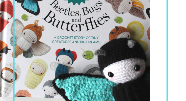 Crochet Book Review : Lalylala's Beetles, Bugs and Butterflies