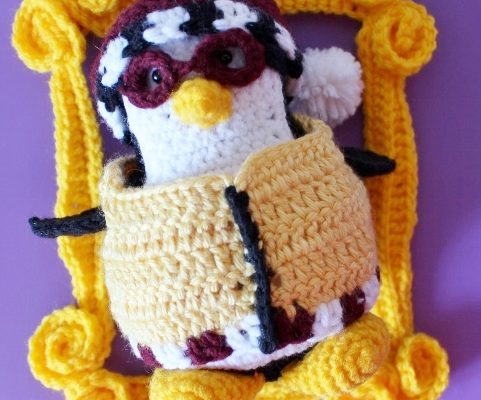 The One with Hugsy, Joey's Bedtime Penguin Pal ( Pattern to Make your Own Hugsy)